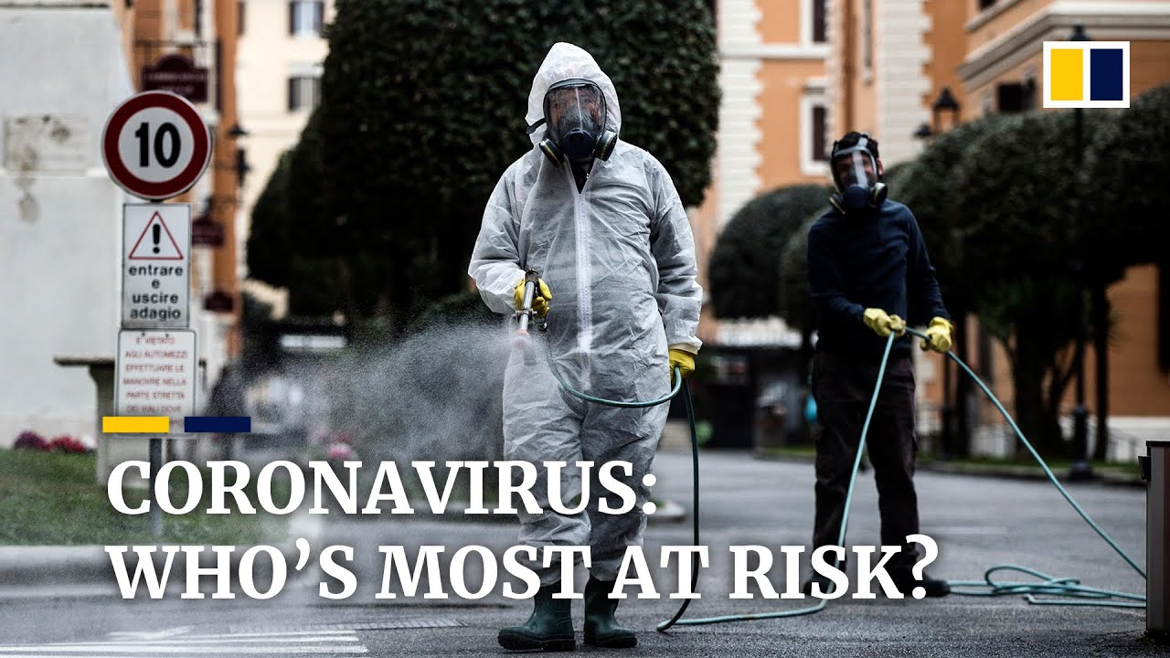 Coronavirus: Which countries and regions in the world are most at risk in the Covid-19 pandemic?