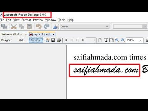 ireport font embed export pdf