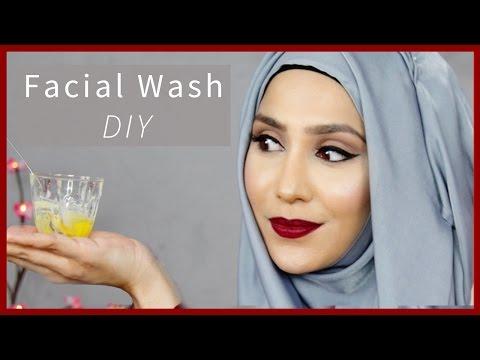 DIY FACIAL WASH! | Amena