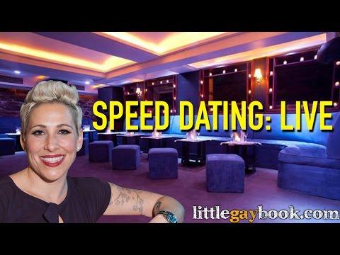 LIVE Lesbian Speed Dating, #Boston