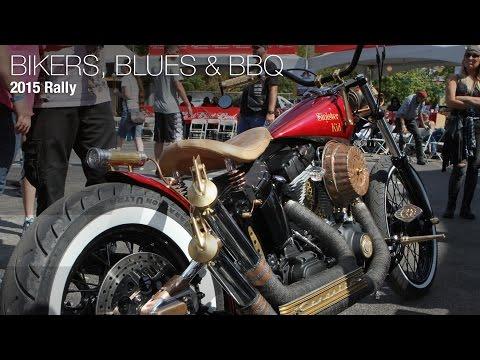 2015 Bikes, Blues & BBQ Rally - MotoUSA