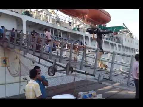 India Part 4 Shipping to Andaman Islands