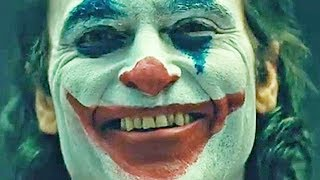The Joker - first makeup test with Joaquin Phoenix (2019) The Killing Joke