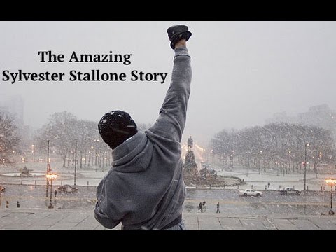 The Amazing Success Story Of Sylvester Stallone