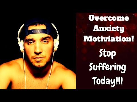 A Day In The Life Of Anxiety - Beat Anxiety Motivation