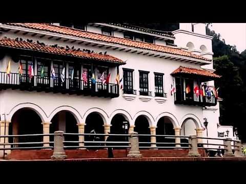 Meet the Monserrate Hill.... Bogota - Colombia Sub English