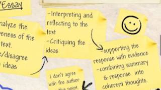 How To Summarize Critically Respond To An Article