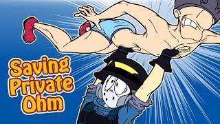 Delirious Animated! (SAVING PRIVATE OHM!) By RyanStorm! Rainbow Six Siege!