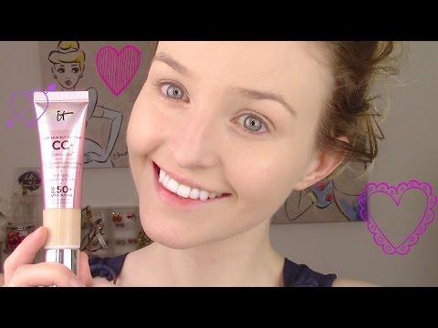 Fair Skin First Impressions - IT COSMETICS Your Skin But Better CC+Illumination Cream! (part 1)