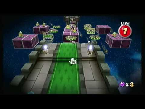 Master Quest, Grandmaster Galaxy(Custom Level in Super Mario Galaxy 2)