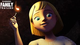 Spirit Riding Free | Lucky, Abigail and Pru strike it rich in a New Clip