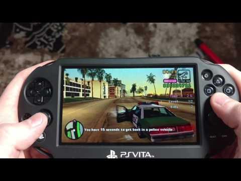 GTA VICE CITY STORIES (PSVita)!!!!!