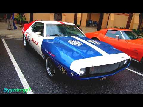 1970 AMX 401 special edition