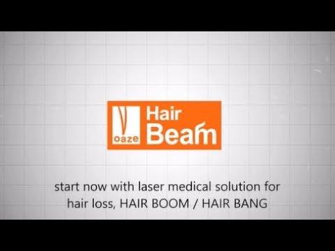 Hair Bang (Hair Boom), Medical Laser Helmet For Hair Loss Treatment