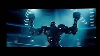 Zeus Screen-time: Real Steel