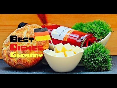 Best Dishes in Germany