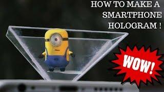 DIY 3D Hologram FREE