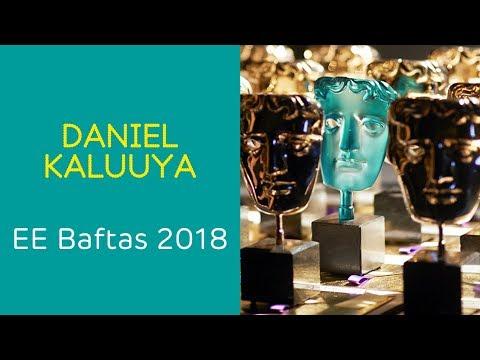 EE BAFTAs 2018: Daniel Kaluuya, EE Rising Star Award Nominee 2018