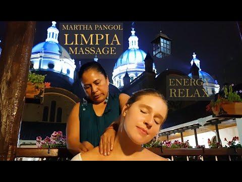 Xxx Mp4 ASMR MARTHA PANGOL LIMPIA ASMR MASSAGE SPIRITUAL CLEANSING CUENCA Pembersihan Spiritual 3gp Sex