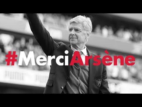FULL Arsene Wenger Emirates farewell speech to the fans