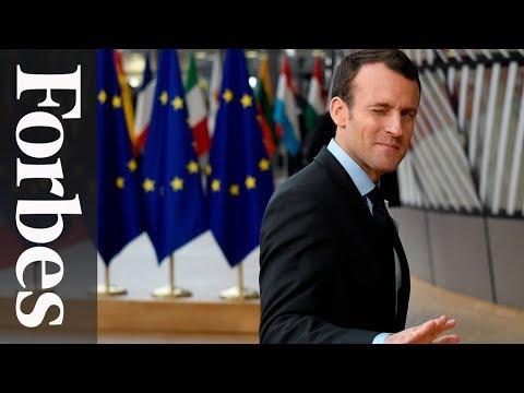Tesla Starts Hiring Initiative; Emmanuel Macron Promises Billions For Retraining   Forbes Flash