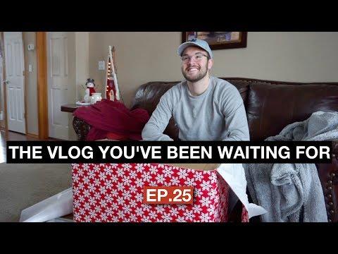 THE LAST VLOG! // Vlogmas Ep.25