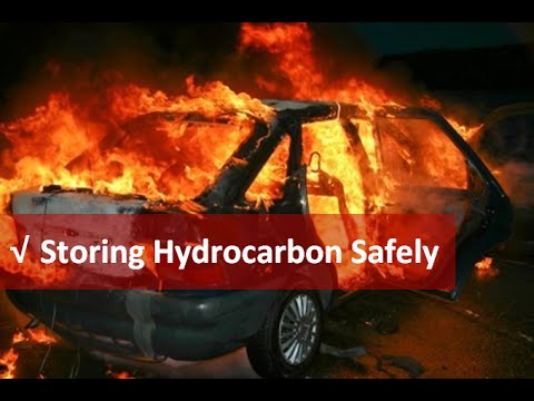 √ Storing Hydrocarbon Safely | Energy | iitutor