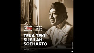 Teka Teki Silsilah Soeharto | HISTORIA.ID