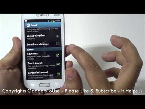 Samsung Galaxy S Duos Tips, Hidden Features and Helps Part 1