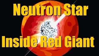 Weird Stars - Neutron Star Within a Red Giant - Thorne Żytkow Object - Universe Sandbox²