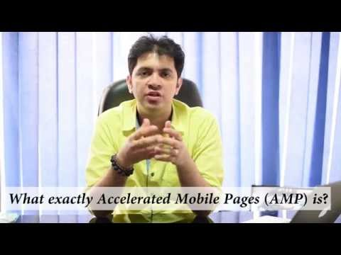 More about Accelerated Mobile Page (AMP)