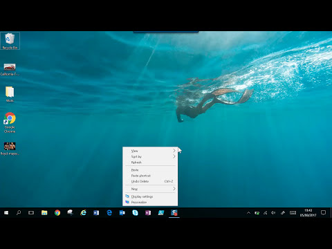 How to Change Desktop Background Picture on Windows 10