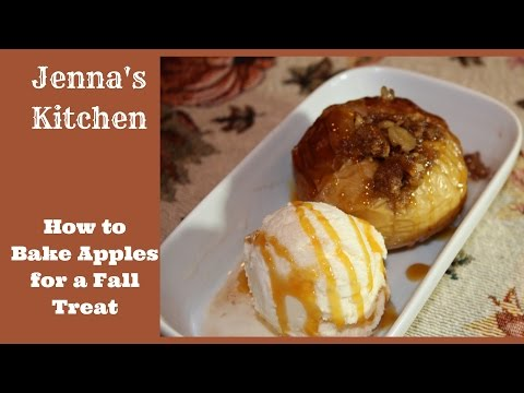 How to Make Baked Apples