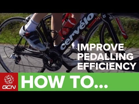 How To Improve Your Pedalling Efficiency