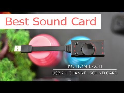 [Budget] Best Quality External Sound Card - Recording Quality Test   Unboxing & Review