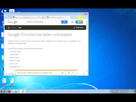 Google Chrome Complete uninstall and delete data - Sound FIX!