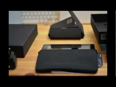 BlackBerry PlayBook Stop Motion Unboxing