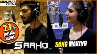Saaho Movie || Psycho Song Making || Prabhas, Shraddha Kapoor || Shalimarcinema