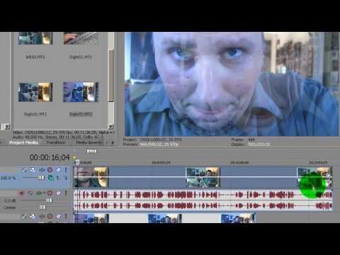 How to Create 3D Video - Sony Vegas Tutorial