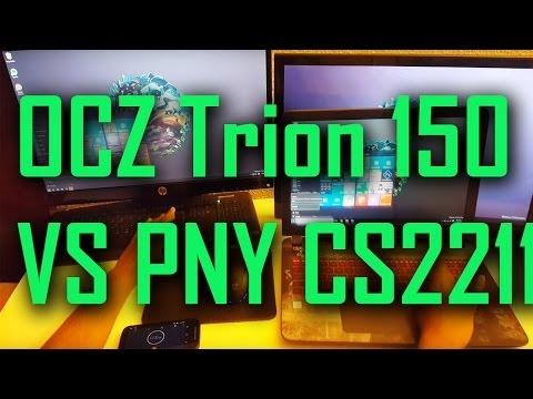OCZ Trion 150 VS PNY CS2211