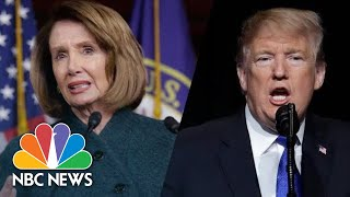 Download Lawmakers React To President Donald Trump Canceling Nancy Pelosi's Afghanistan Trip | NBC News Video