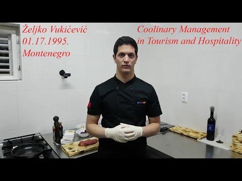 Željko Vukićević - Internship CV video