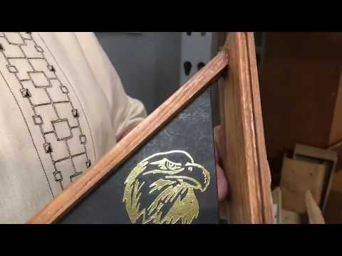 Chip's Craft Corner - Routing wooden strips for bookends and more