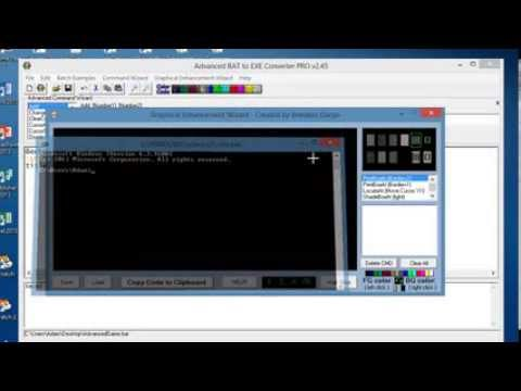 Programming Tutorial - How To Make An Advanced Game in Batch #1