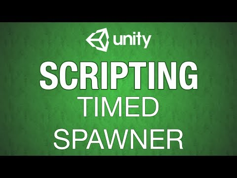 Unity3d Creating a Timed Spawner