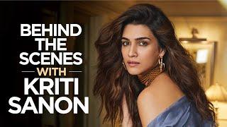 Behind the Scenes with Kriti Sanon | Kriti Sanon Photoshoot | Filmfare Cover Shoot