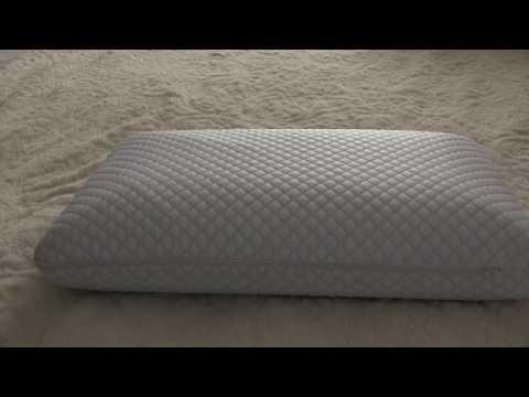 Ultra Soft Memory Foam Pillow Review -INNX