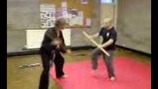 martial arts mess about