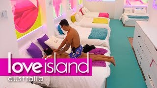 Erin walks in on Grant and Tayla having sex | Love Island Australia 2018