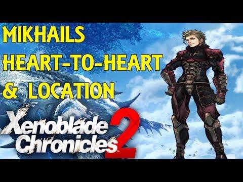 Xenoblade Chronicles 2 - Mikhails Heart-to-Heart & Location